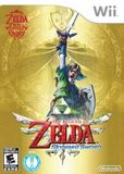 Legend of Zelda: Skyward Sword, The (Nintendo Wii)